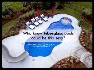 Social media case study for a fiberglass pool manufacturer