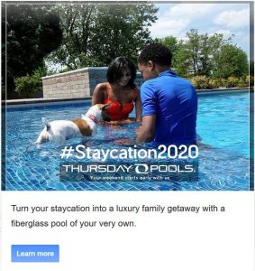 Staycation2020