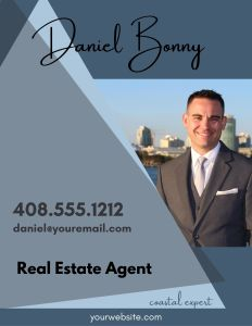 Digital Business Card for Real Estate Agents